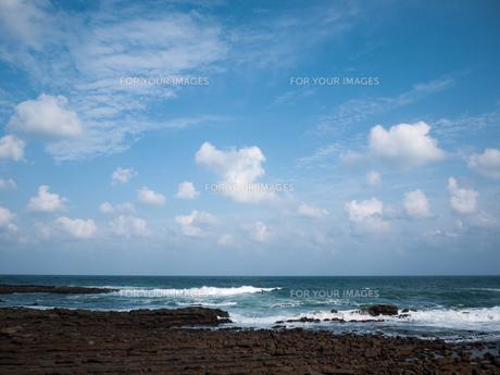 日南海岸の写真素材 [FYI00123614]