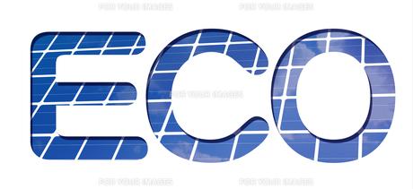 ECOの写真素材 [FYI00123716]