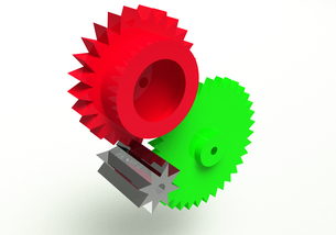 gearの写真素材 [FYI00123737]