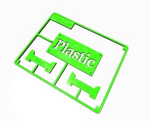 Plasticの写真素材 [FYI00123743]