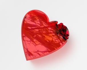 heartの写真素材 [FYI00123744]
