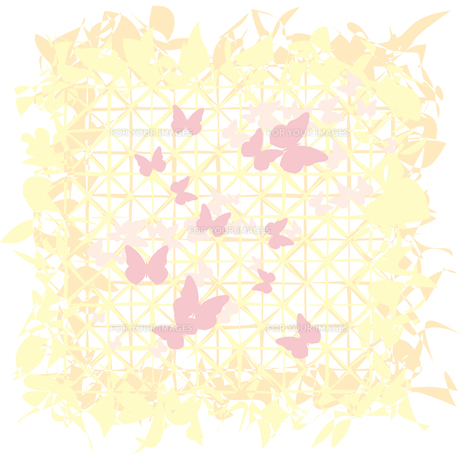 蝶が舞うテクスチャーの素材 [FYI00123754]