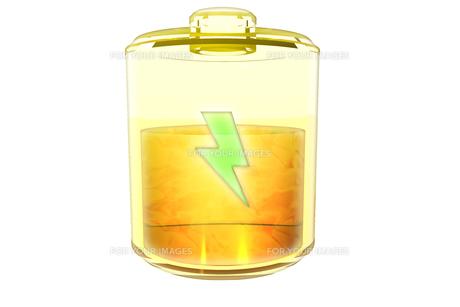 電池残量の写真素材 [FYI00123757]