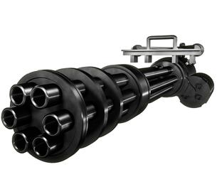 ガトリング砲の写真素材 [FYI00123775]