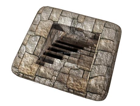 階段の写真素材 [FYI00123794]
