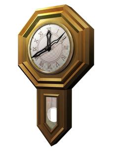 古時計の写真素材 [FYI00123852]
