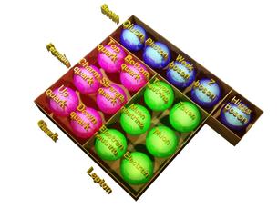素粒子の写真素材 [FYI00123862]