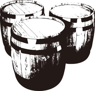 樽の写真素材 [FYI00123874]