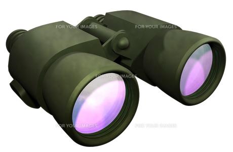 双眼鏡の写真素材 [FYI00123899]