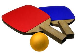 卓球の写真素材 [FYI00123956]