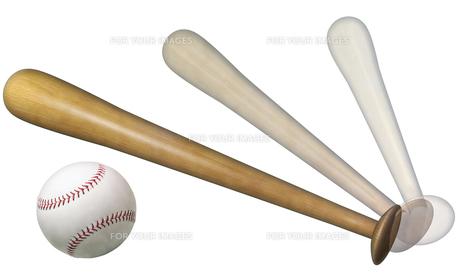 野球の写真素材 [FYI00123973]