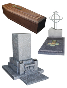 葬儀セットの写真素材 [FYI00123975]
