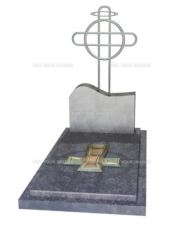 お墓の写真素材 [FYI00123988]