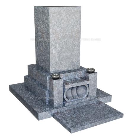 お墓の写真素材 [FYI00123993]