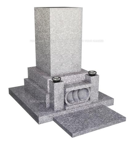 お墓の写真素材 [FYI00124000]