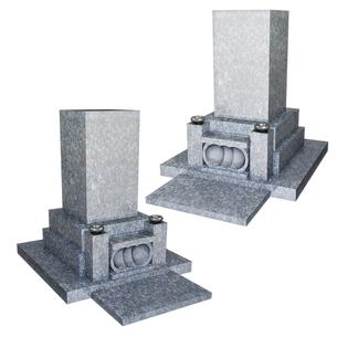 墓石セットの写真素材 [FYI00124014]