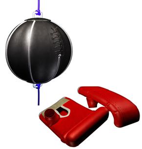 ボクシングセットの写真素材 [FYI00124036]