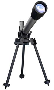 望遠鏡の写真素材 [FYI00124054]