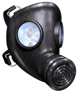 ガスマスクの写真素材 [FYI00124104]