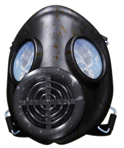 ガスマスクの写真素材 [FYI00124109]