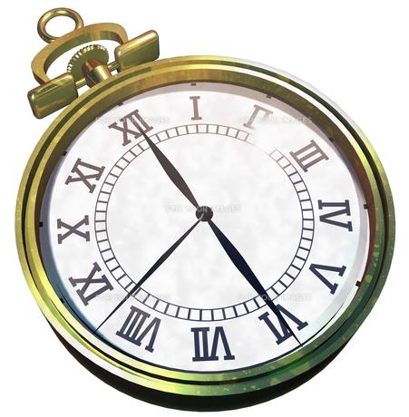 懐中時計の写真素材 [FYI00124121]