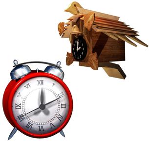 時計セットの写真素材 [FYI00124140]