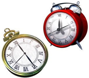時計の写真素材 [FYI00124147]