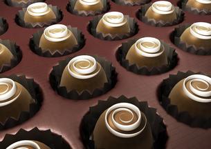 チョコレートの写真素材 [FYI00124176]