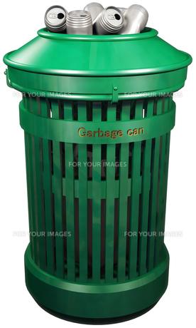 ゴミ箱の写真素材 [FYI00124202]
