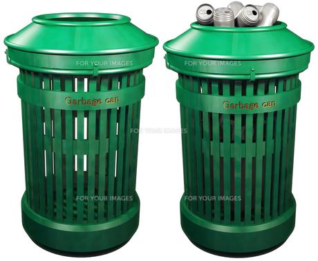 ゴミ箱の写真素材 [FYI00124211]
