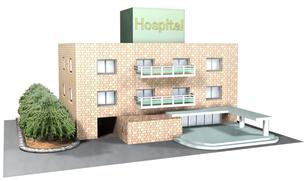 病院の写真素材 [FYI00124240]