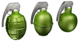 手榴弾の写真素材 [FYI00124345]
