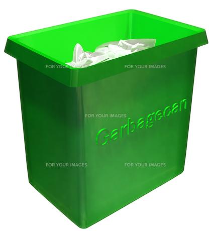 ゴミ箱の写真素材 [FYI00124348]