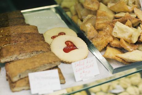 ハートクッキーの写真素材 [FYI00124471]
