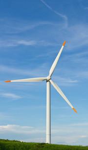 風力発電の素材 [FYI00125112]