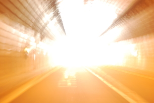 トンネルの写真素材 [FYI00125572]