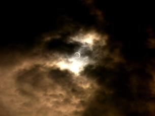 日食の写真素材 [FYI00125596]