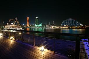 神戸の夜景の写真素材 [FYI00125640]