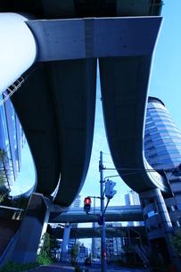 大阪駅周辺の風景の写真素材 [FYI00125777]