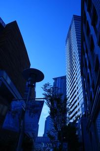 梅田の風景の写真素材 [FYI00125807]