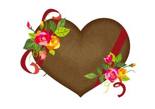 バレンタインイメージ2の写真素材 [FYI00125992]