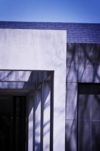 建物と影の写真素材 [FYI00126151]