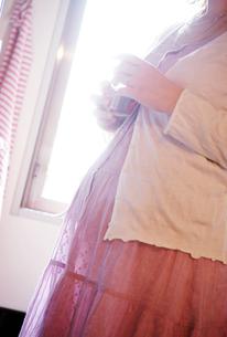 家事をする妊婦の写真素材 [FYI00126161]
