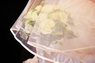 花嫁のブーケの写真素材 [FYI00126179]