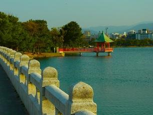 日本の公園の写真素材 [FYI00126411]