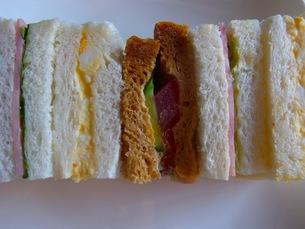 サンドイッチの写真素材 [FYI00126449]