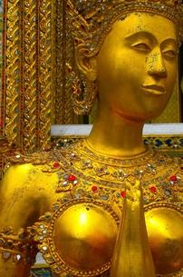 タイの仏像の写真素材 [FYI00126547]