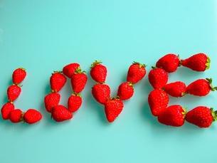 LOVEの素材 [FYI00126561]