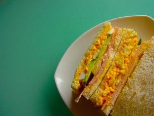 サンドイッチの写真素材 [FYI00126689]