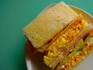 サンドイッチの写真素材 [FYI00126709]